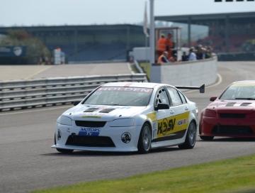 Britcar Trophy Championship Thruxton GH5_4576